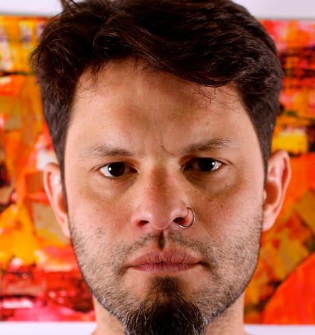 Nestor Toro - Abstract Artist