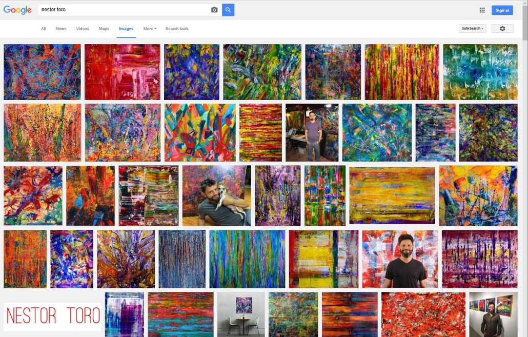 "Google search results for images ""Nestor Toro"""