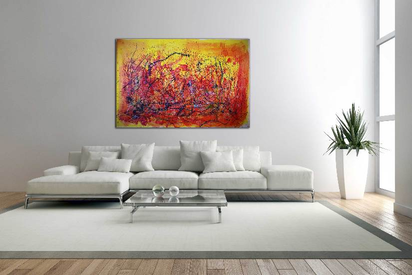 Abstract Allure 2 - SOLD