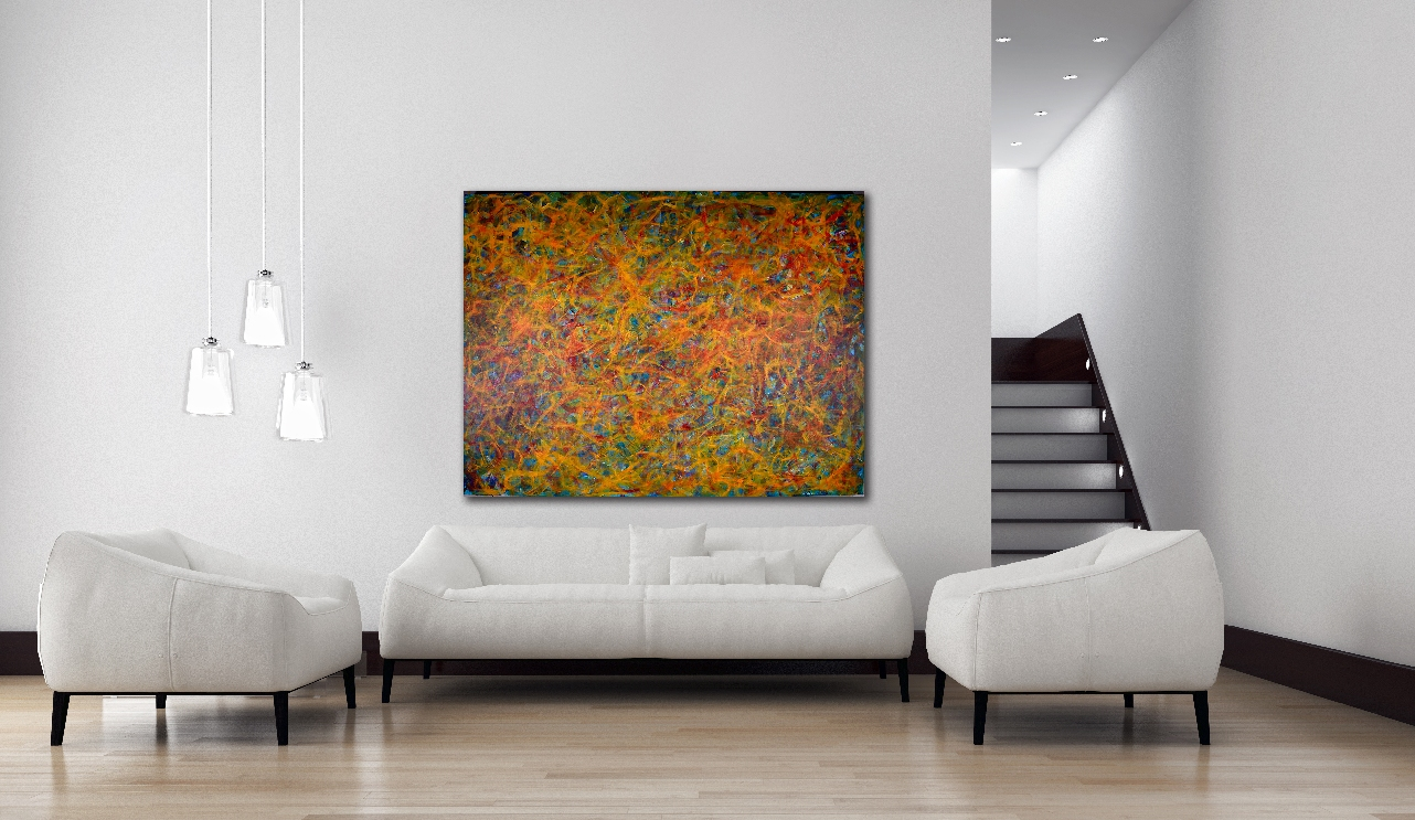 Energy Rising - SOLD