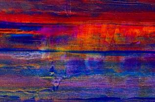 Velvet Landscape (Mars) by Nestor Toro