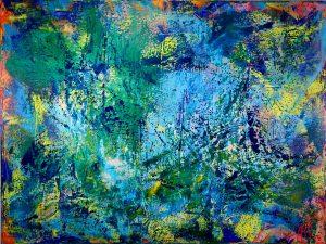 Infinity Fields (Sweet sounding river) by Nestor Toro in L.A.
