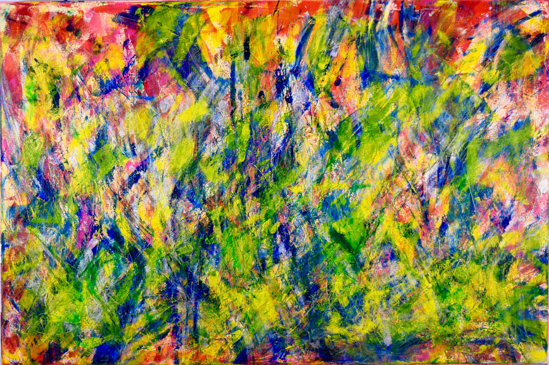 Enchanted Spectra by Nestor Toro