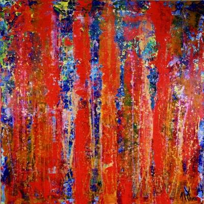 Infinity Stream by Nestor Toro