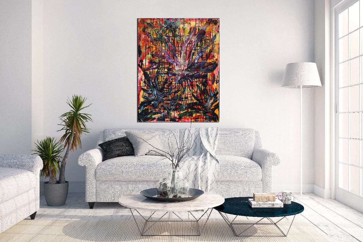 Color Whiplash by Nestor Toro - Rare early work!