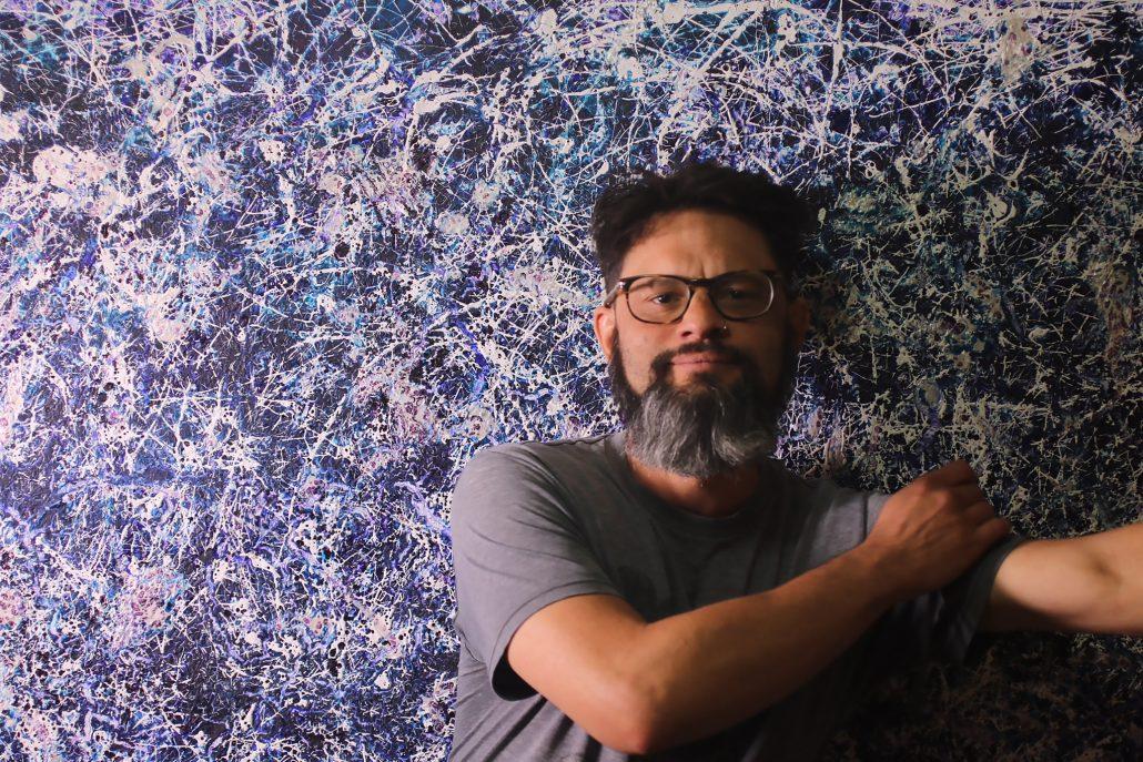 Abstract Artist - Nestor Toro - Los Angeles
