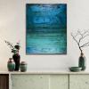 Maritime Spectra by Nestor Toro (2018) abstract art Acrylic painting