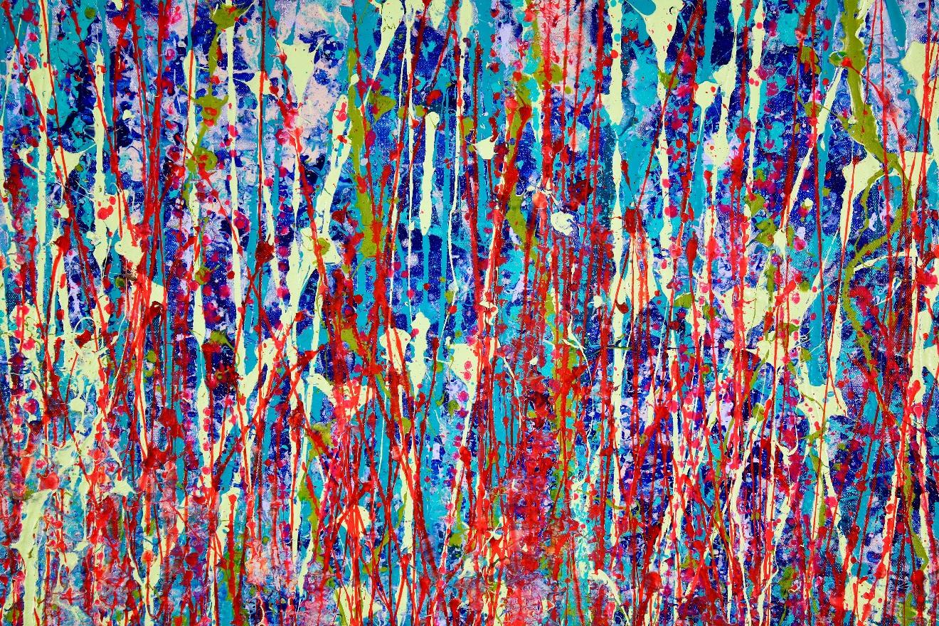 SOLD - A Closer Look (Shimmering Wonder) by Nestor Toro