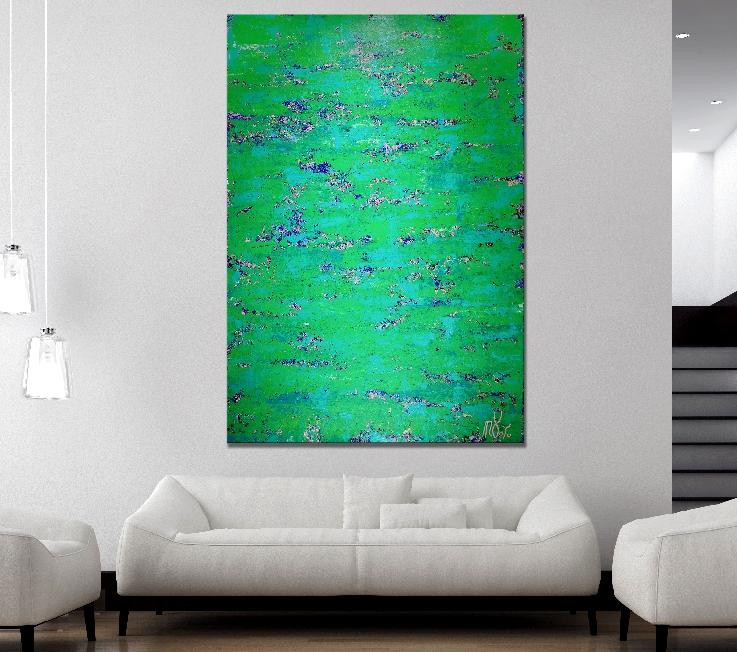 Emerald Spectra by Nestor Toro (2019)