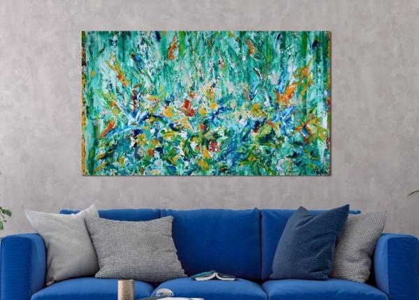 ROOM View - Spring garden greenery - Nestor Toro (2019)