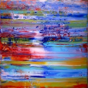 SOLD - Endless Rivers by Nestor Toro