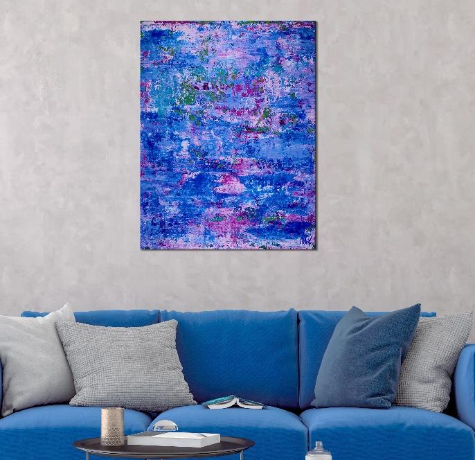 Room View - Morning Serenade by Nestor Toro 2019 L.A.