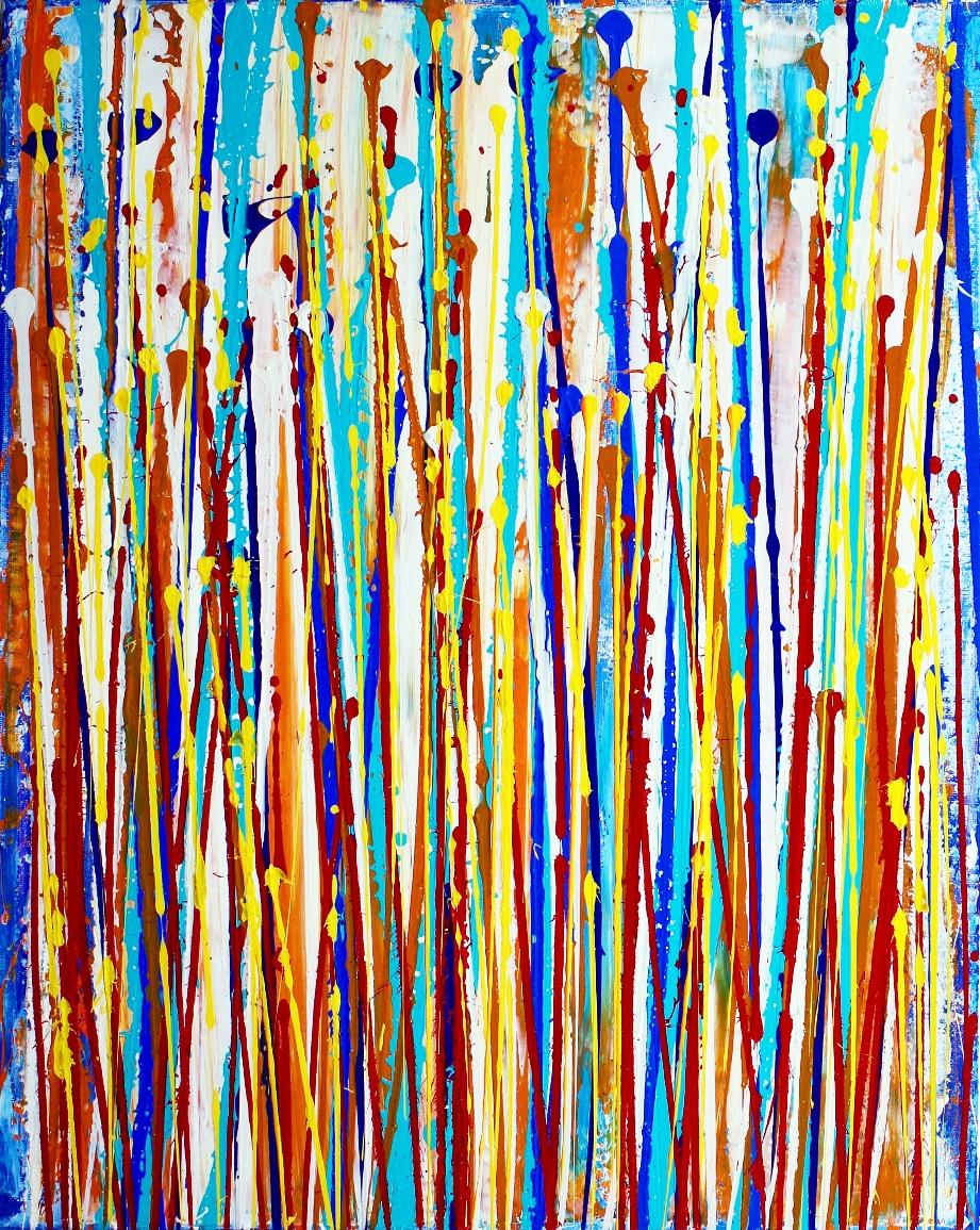 Canvas 2 - Interrupted Panorama 7 by Nestor Toro