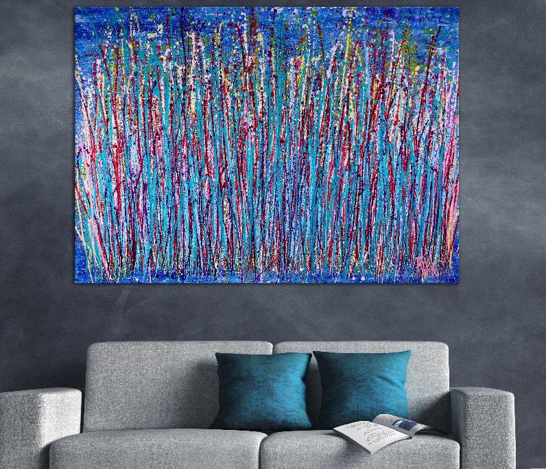 A closer look (Blue Storm) by Nestor Toro (2019)