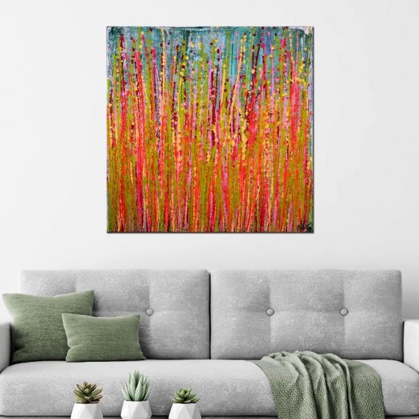 Room View - Awakening garden 1 by Nestor Toro