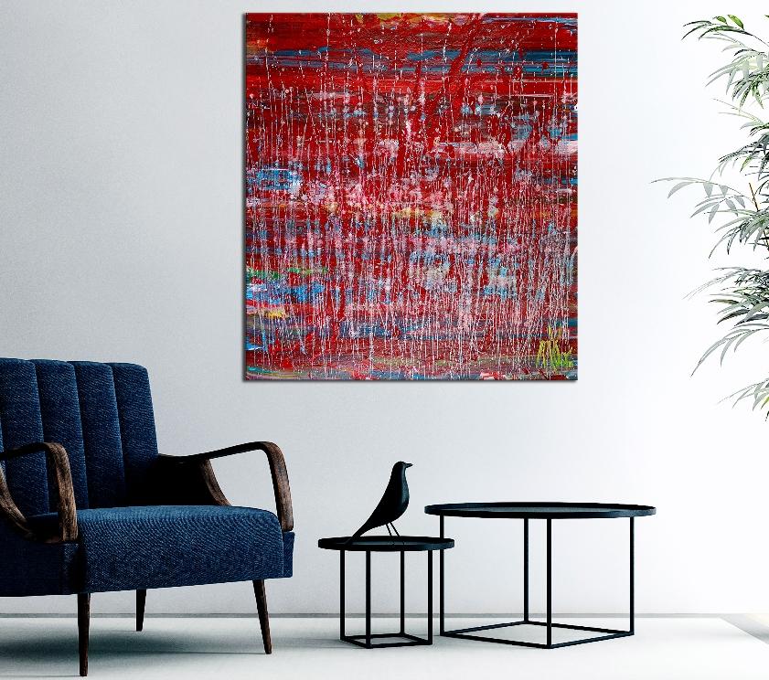 Room View - A Closer Look (Thunder garden) by Nestor Toro 2019